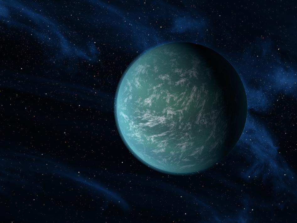 Kepler 22b exoplanet