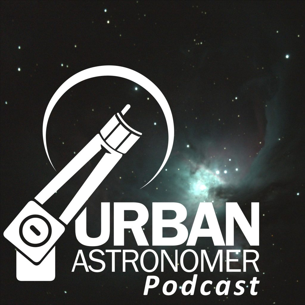 Urban Astronomer Podcast Logo