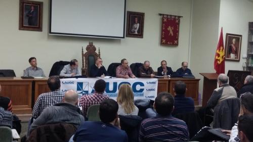 Asamblea Zaragoza-Huesca