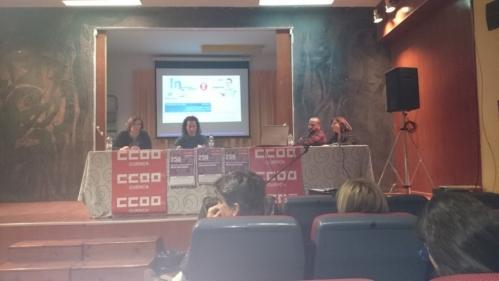 AUGC Cuenca Día contra Violencia Género