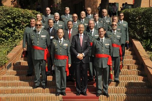 Generales Guardia Civil
