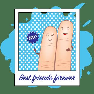 أصدقاء حتى النهاية