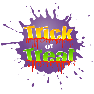 Trick or Treat +50% EXTRA REP NOW
