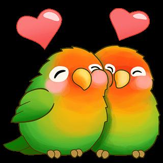 Love Birds +50% EXTRA REP NOW