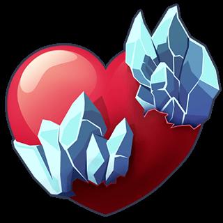 Iced Heart