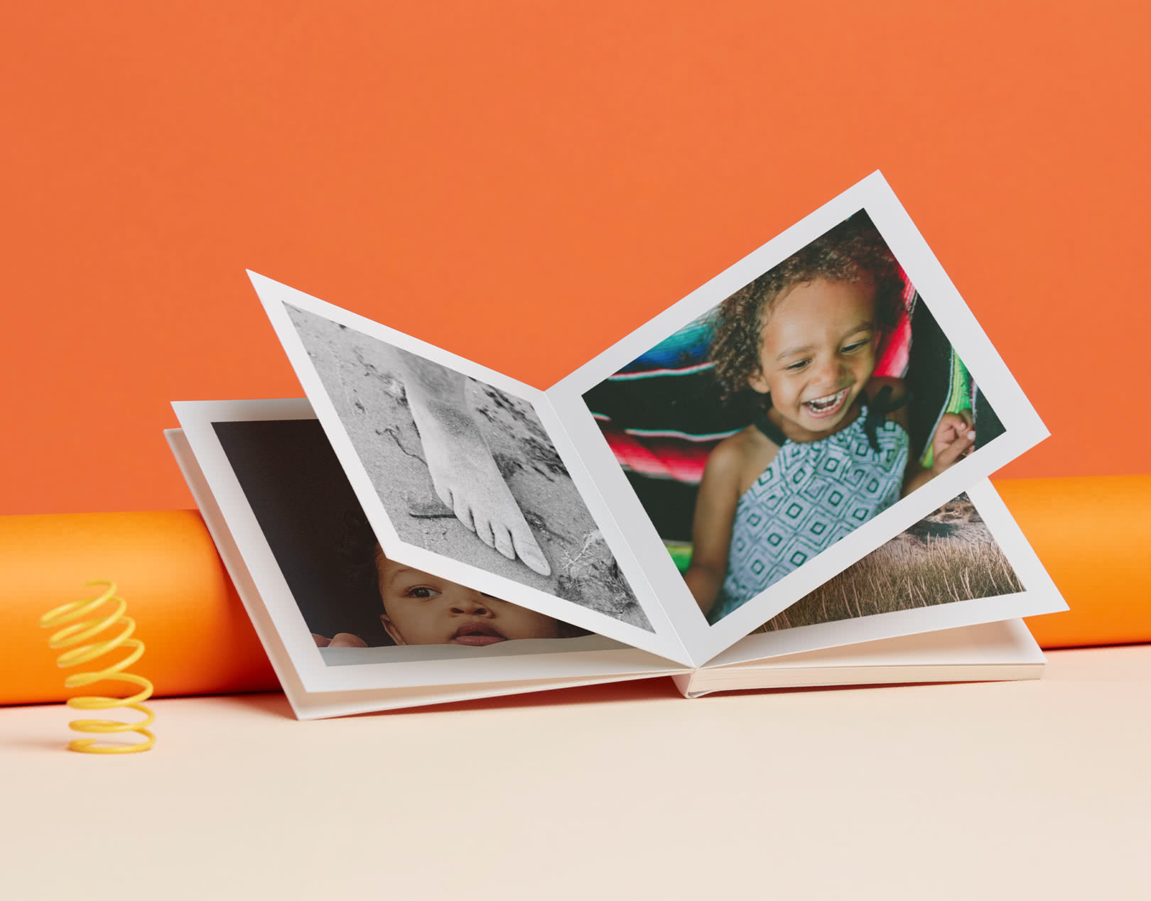 Little Moments Photo Book