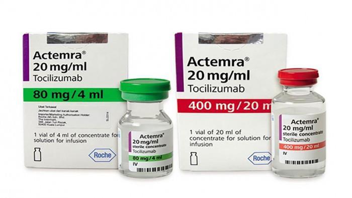 تجيز أمريكا استخدام عقار أكتيمرا في حالات الطوارئ لعلاج كورونا