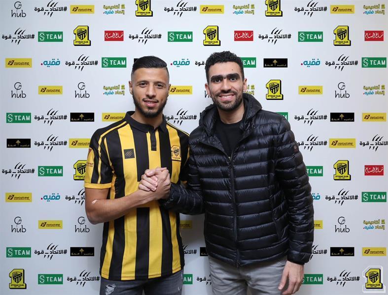 الاتحاد يتعاقد رسمياً مع لاعب الترجي التونسي أنيس