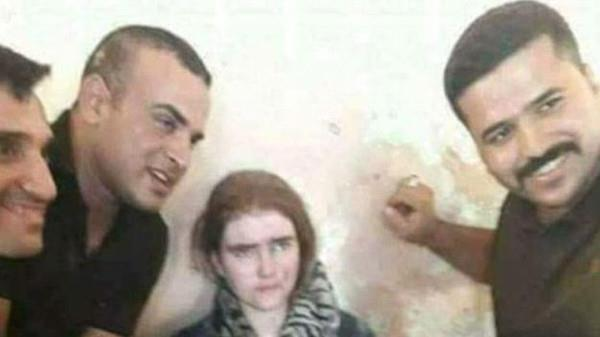 """شاهد.. العثور على مراهقة ألمانية في أحد أنفاق """"داعش"""" بالموصل يكشف لغز هربها واختفائها قبل عام"""