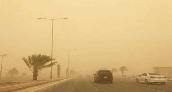 تنبيهات باستمرار نشاط الرياح بعدة مناطق بينها الرياض