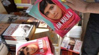 """باكستان تمنع كتاب """"أنا ملالا"""" من المدارس الخاصة"""