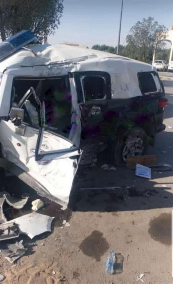 مطاردة مطلوب.. وفاة رجل أمن وإصابة آخر في حـادث شرق الرياض