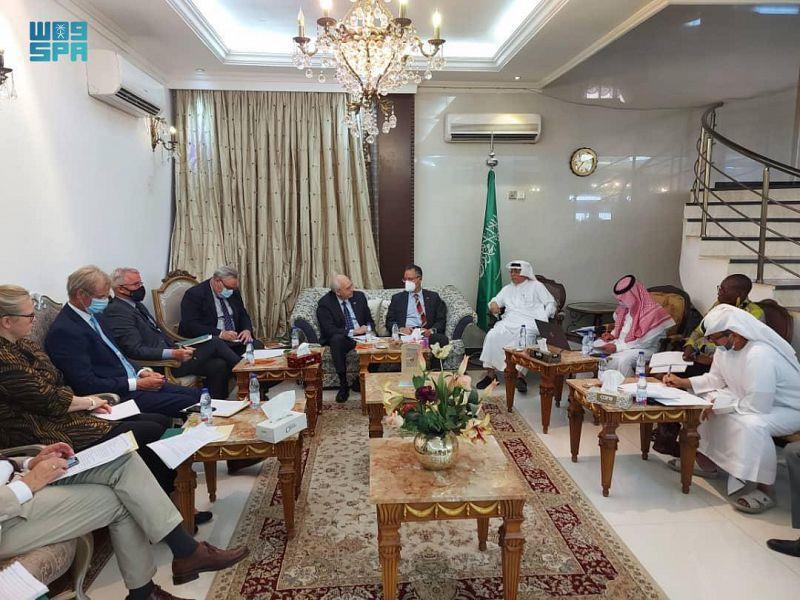 تقدم المملكة مليون دولار أمريكي لدعم بعثة الأمم المتحدة المتكاملة في السودان