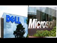 microsoft with dell