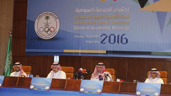 محمد الضبعان رئيساً لمركز التحكيم الرياضي السعودي