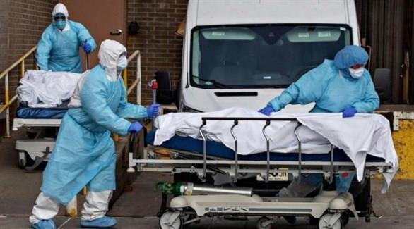 """أكثر من 2400 حالة.. أمريكا تسجل أعلى حصيلة وفيات يومية بـ""""كورونا"""" منذ 6 أشهر"""
