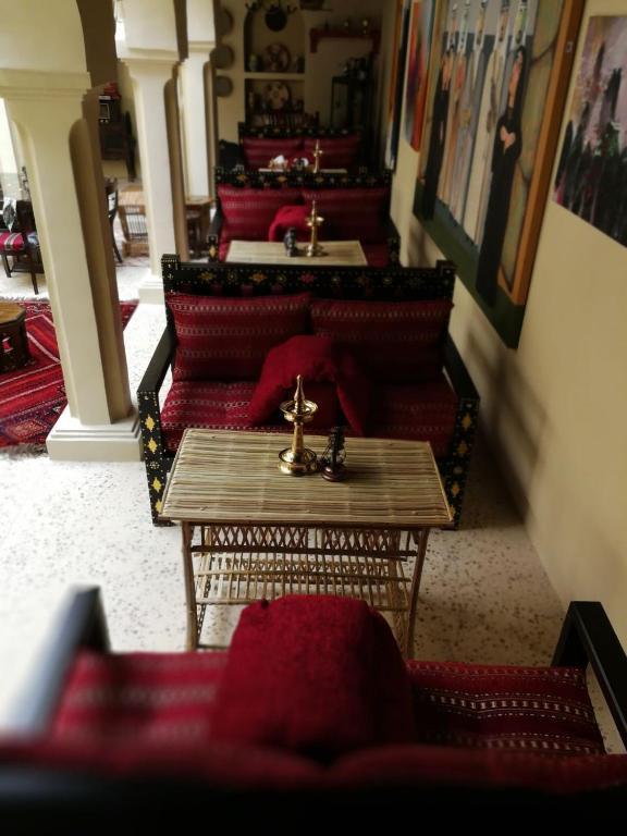 """""""الكوت"""".. من قصر تاريخي إلى فندق يمزج بين التراث والحداثة"""