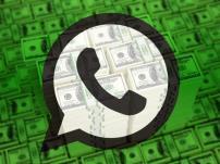whatsapp revenue