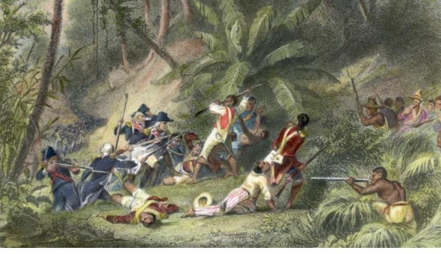 """التاريخ """"هايتي"""""""