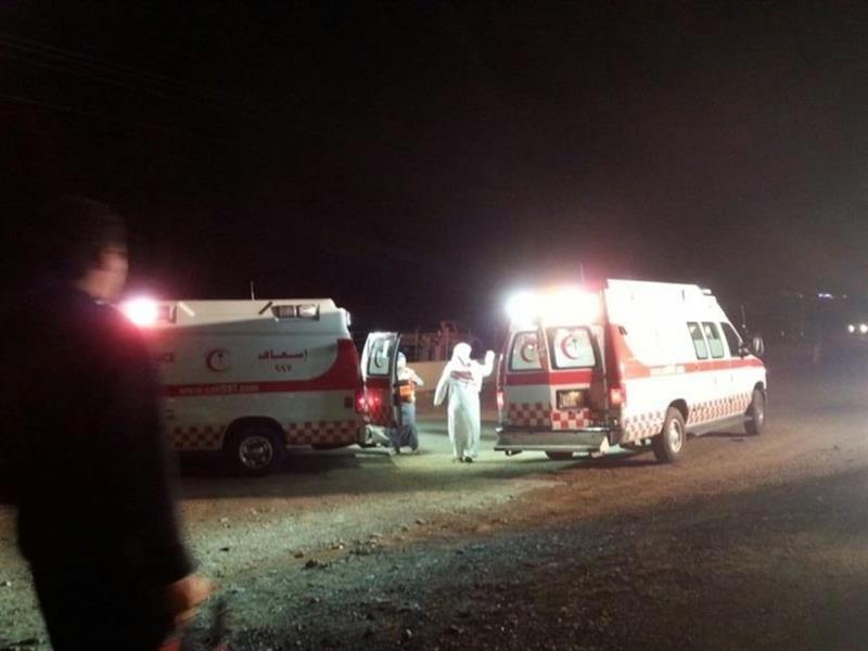 مصرع مقيم دهساً في حـادث مروري بالأفلاج