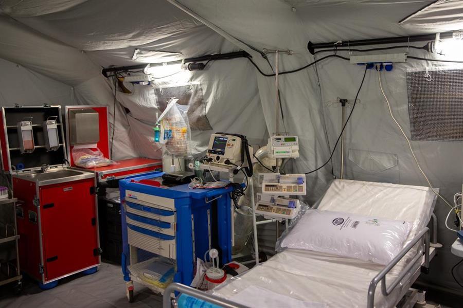 المستشفيات المتنقلة