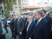 النواب العراقيون يصلون غزة