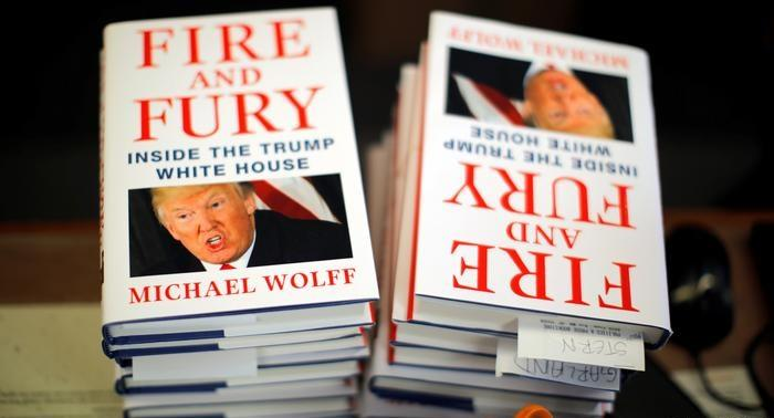الكتاب الذي يغضب ترامب يحقّق مبيعات قياسية في أوّل أيام طرحه