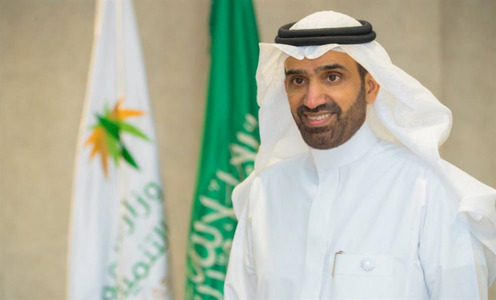 وزير الموارد البشرية والتنمية الاجتماعية المهندس أحمد الراجحي