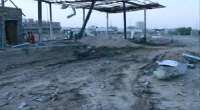 ارتفاع حصيلة ضحايا محرقة الحوثي في محافظة مأرب اليمنية إلى 21 بينهم طفلان.