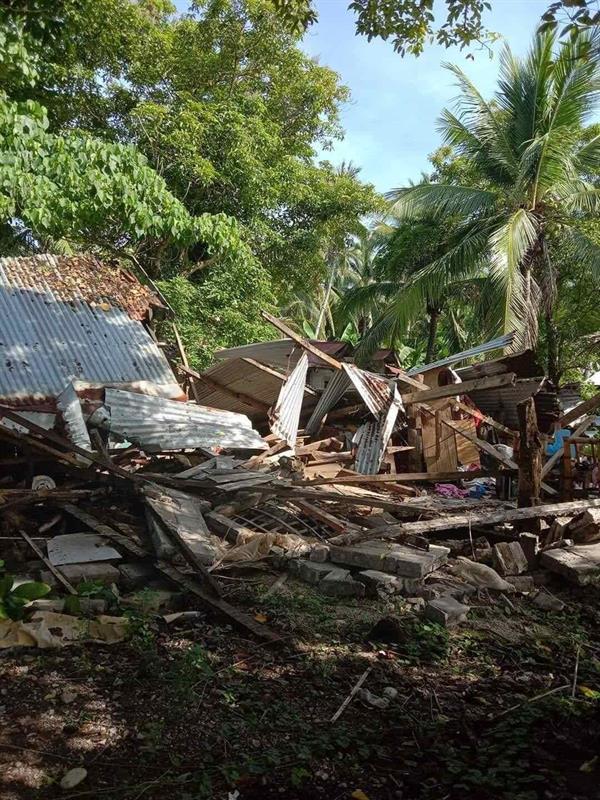 زلزال بقوة 6.7 درجات يضرب الفلبين.. ولا خوف من تسونامي