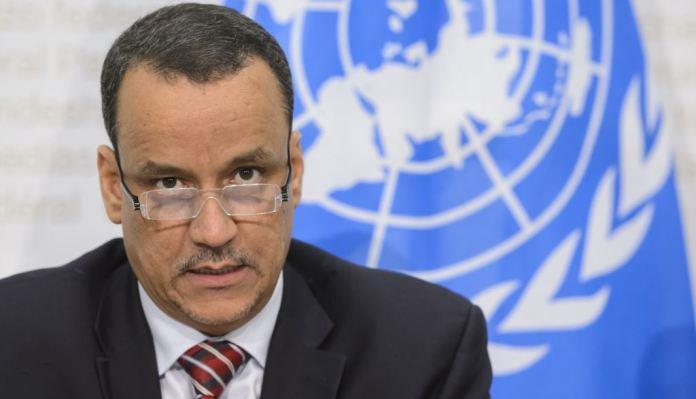 الأمم المتحدة تعلن مغادرة مبعوثها إلى اليمن إسماعيل ولد الشيخ أحمد منصبه نهاية فبراير