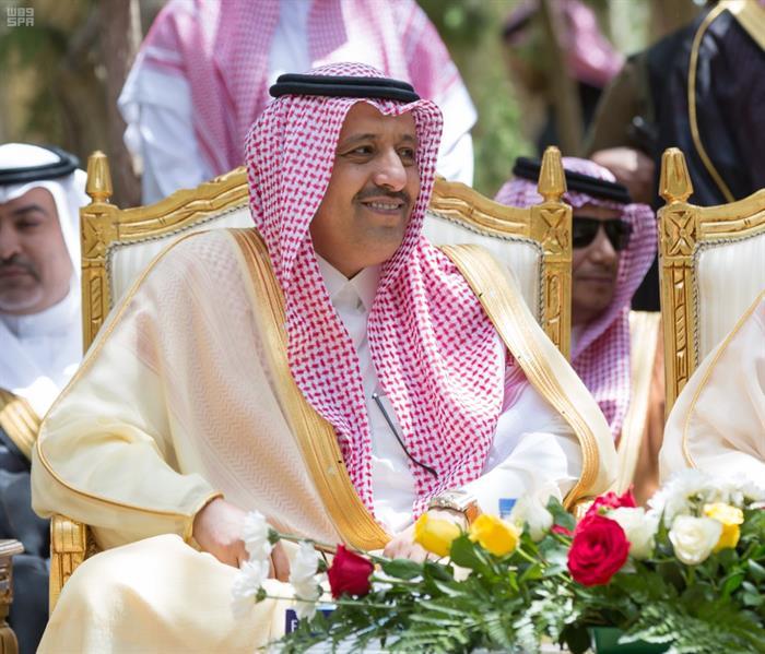 أخبار 24 | بالصور.. وصول الأمير حسام بن سعود إلى الباحة لمباشرة ...