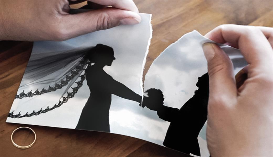 تخلصت من 58 كيلوغراماً فتخلت عن زوجها
