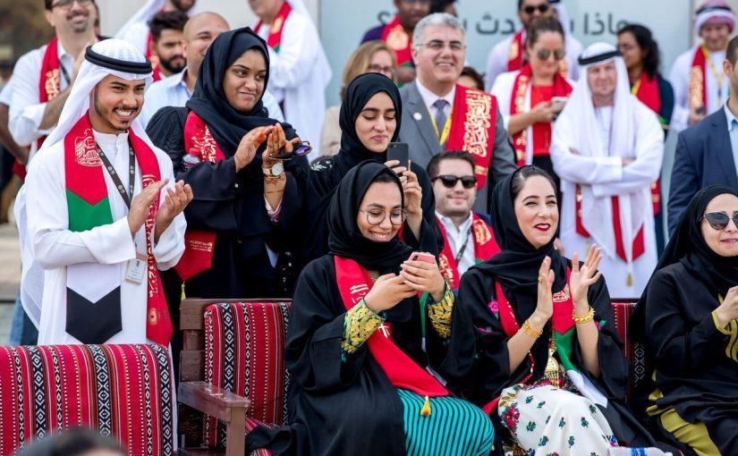 الإمارات تكشف عن سكانها