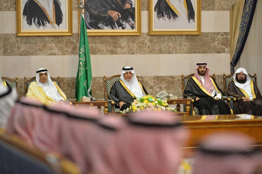 عبدالرحمن الفيصل Detail: الأمير خالد الفيصل يقيم مأدبة عشاء ترحيباً بسمو