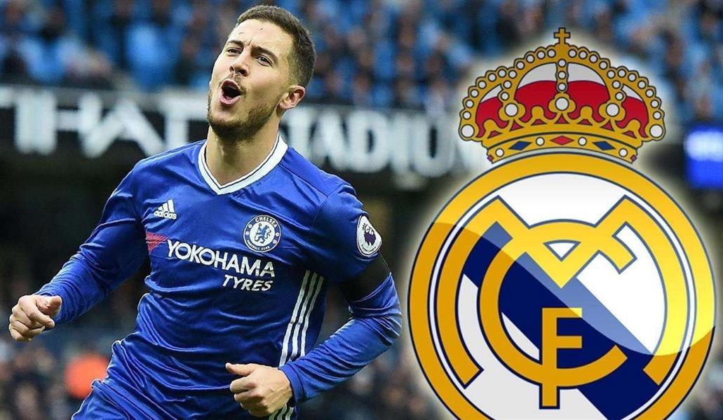 هازارد يمهل ريال مدريد 7 أيام للتعاقد معه