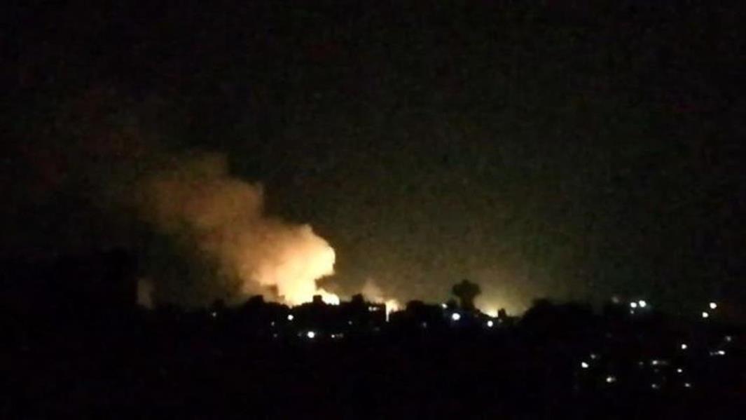 غارات إسرائيلية على مواقع ميليشيا إيرانية في سوريا