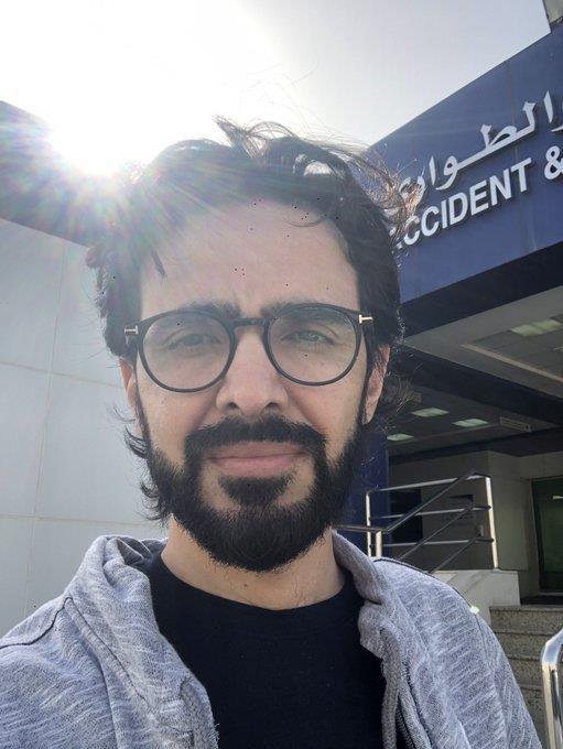 الطبيب محمد الغامدي
