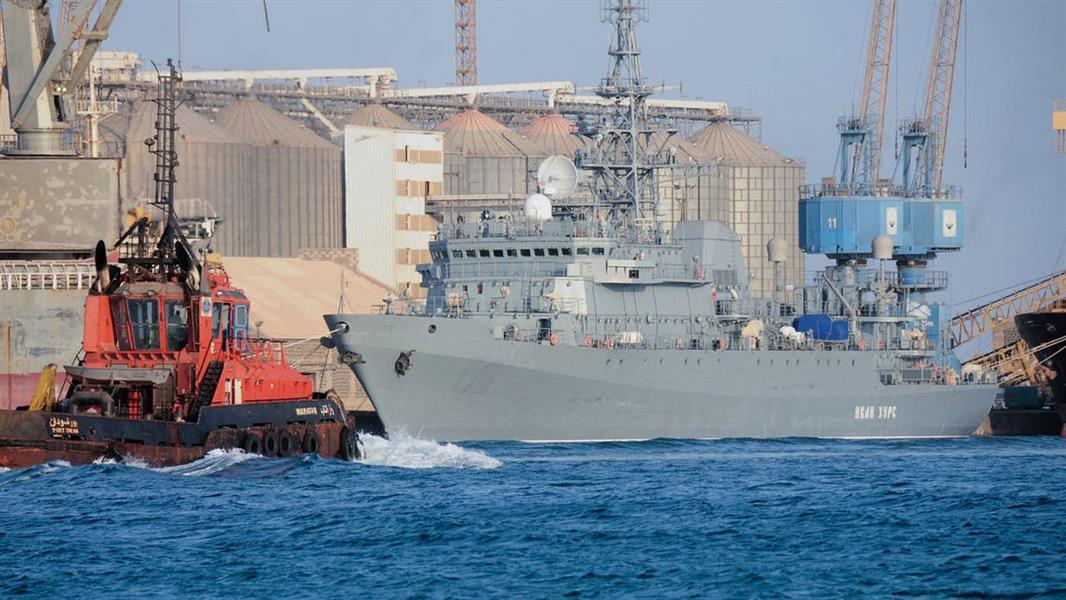 موسكو: السودان لم ينسحب من اتفاق إنشاء منشأة بحرية روسية