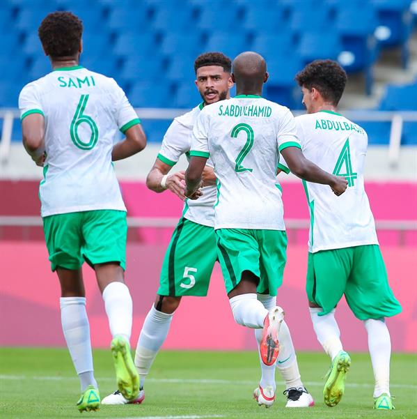 مواجهة المنتخب السعودي أمام نظيره البرازيلي