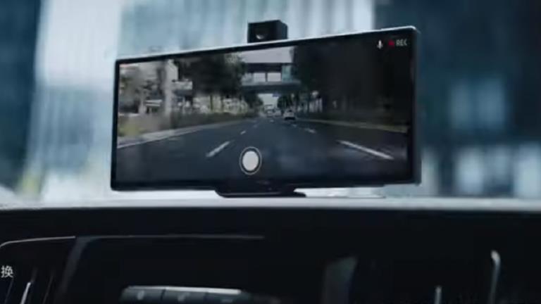 """شاشات ذكية لقائدي السيارات بتقنيات متطورة من """"هواوي"""" (فيديو)"""