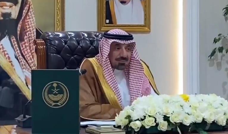 أمير منطقة نجران جلوي بن عبدالعزيز بن مساعد