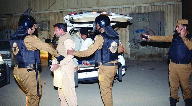 نقل المخالفين لمراكز الشرطة