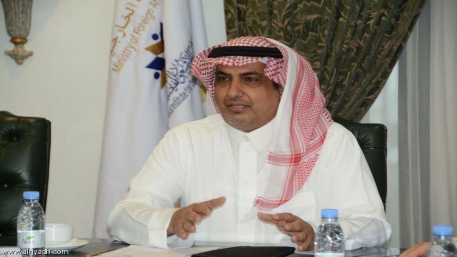 السفير السعودي في العراق عبدالعزيز الشمري
