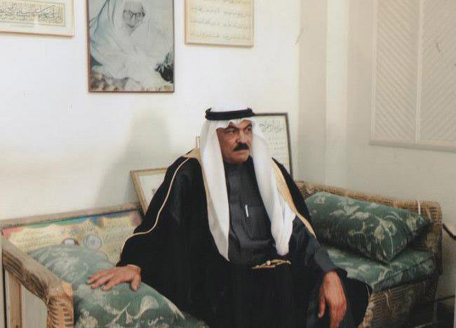 رئيس صحوة العراق وسام الحردان