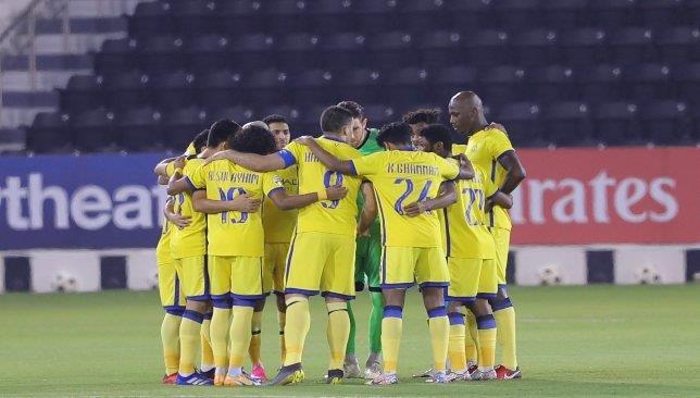 النصر يرصد 400 ألف ريال لكل لاعب حال الفوز بكأس الملك