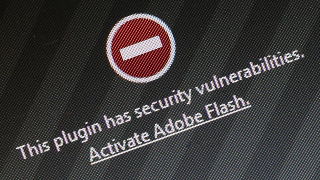 adobe flash security vulnerabilities