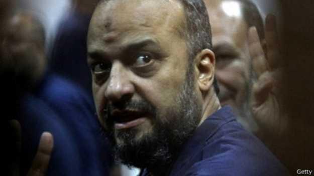 أحكام بالسجن 15 عاما على عدد من قيادات الأخوان