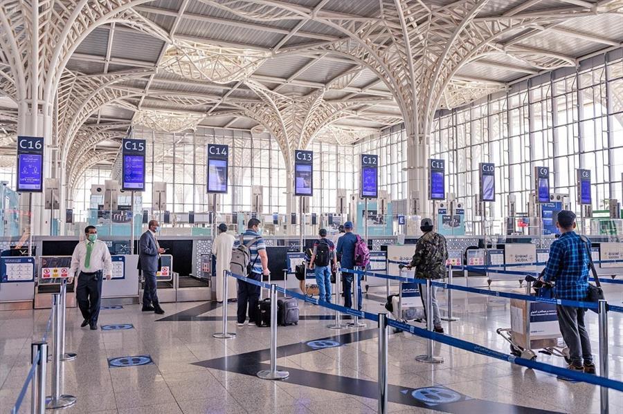 المطارات السعودية