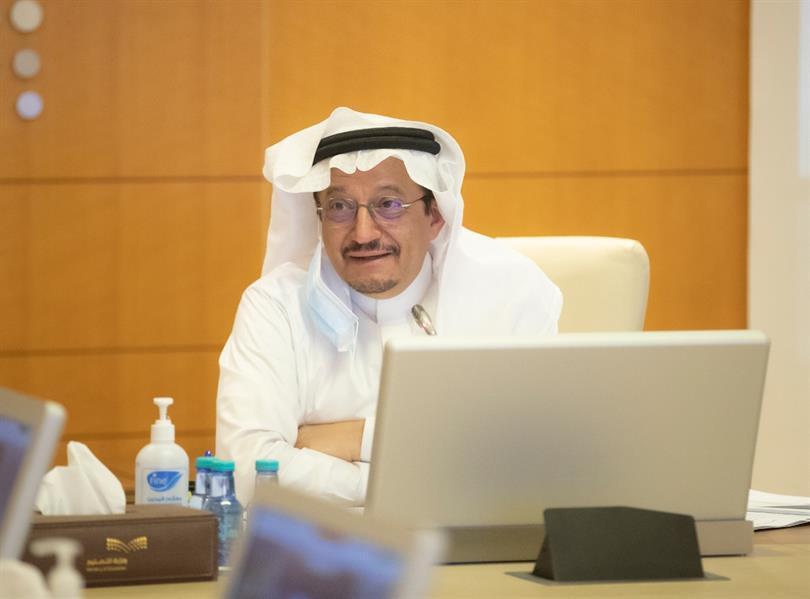 وزير التعليم الدكتور حمد آل الشيخ،
